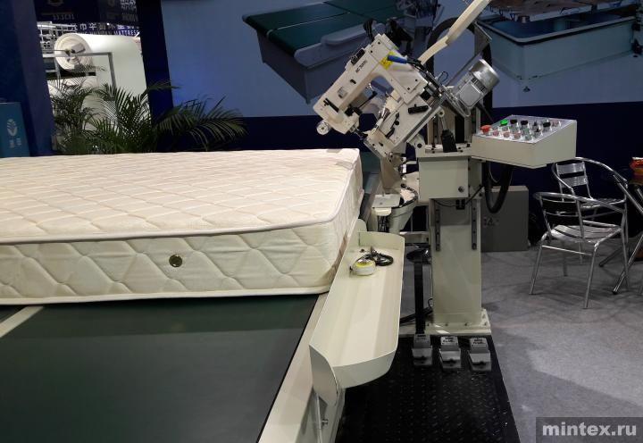 Оборудование для шитья матрасов